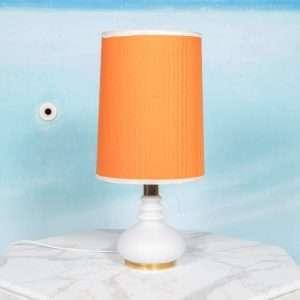 Space age tafellamp, vintage vloerlamp jaren 60 Bij de Tijd: vintage & designmeubelen